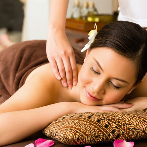 Wellness Spa Thaimassage Just Nu